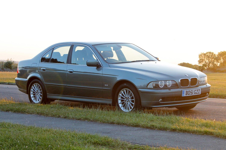 2001 BMW E39 530i: new arrival