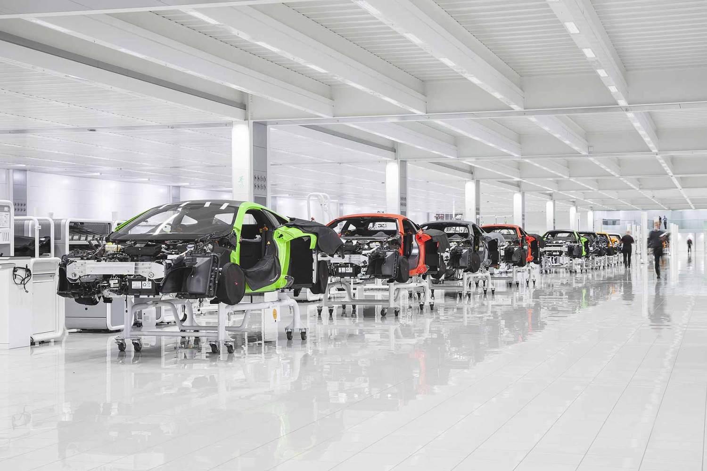 McLaren Automotive MPC