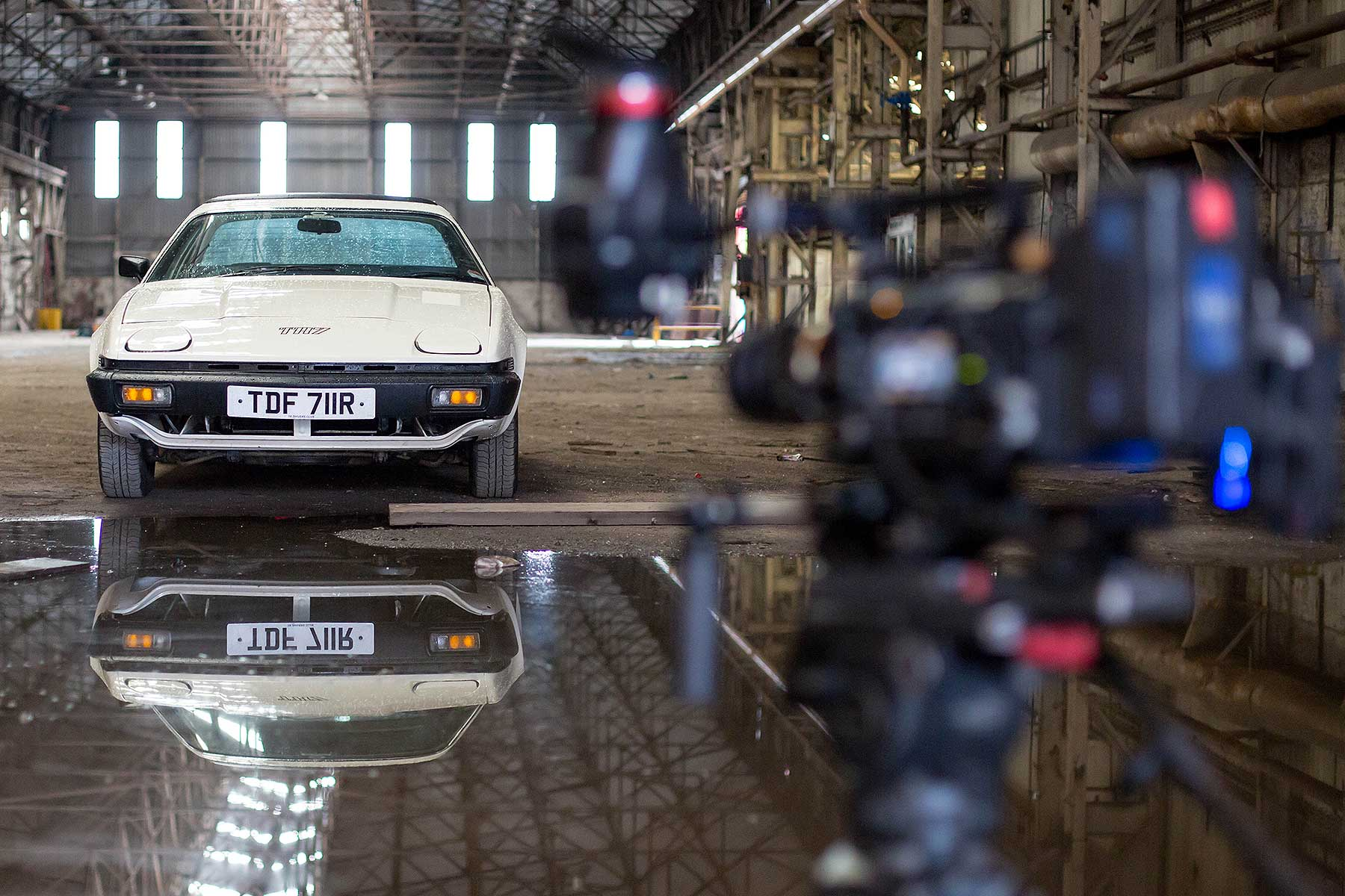 40 Years Of The Triumph Tr7 The Story Of Britains Forgotten Sports
