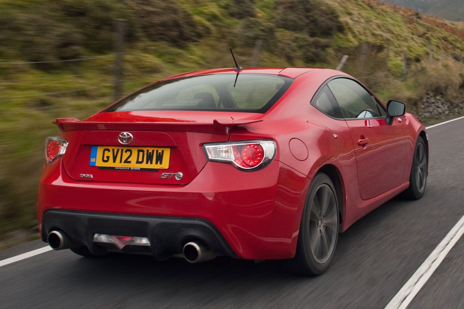 Toyota GT86: running costs