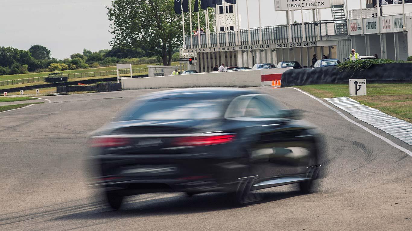 Mercedes-AMG at Goodwood 2015
