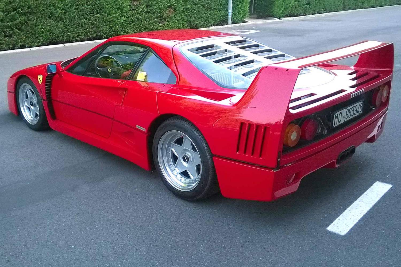 Coys Ferrari F40