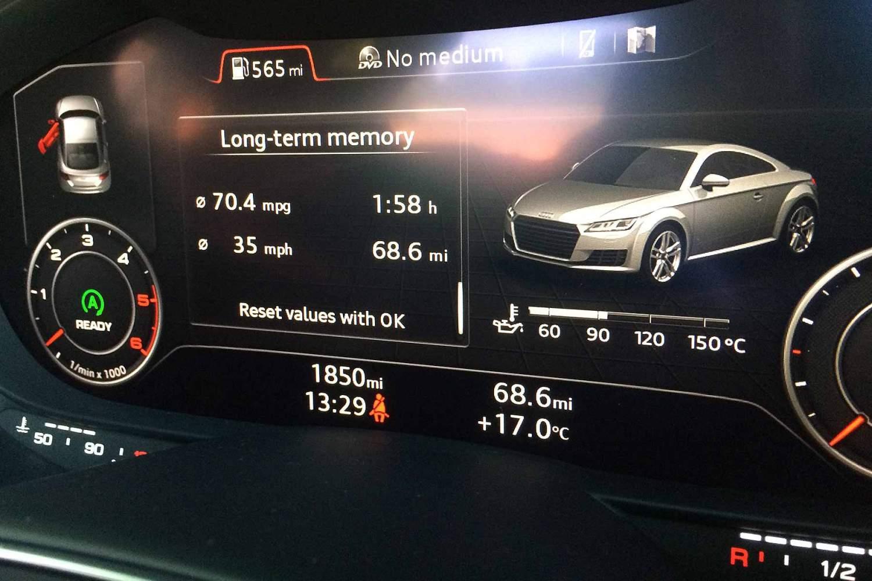 Audi TT eco day 1 01