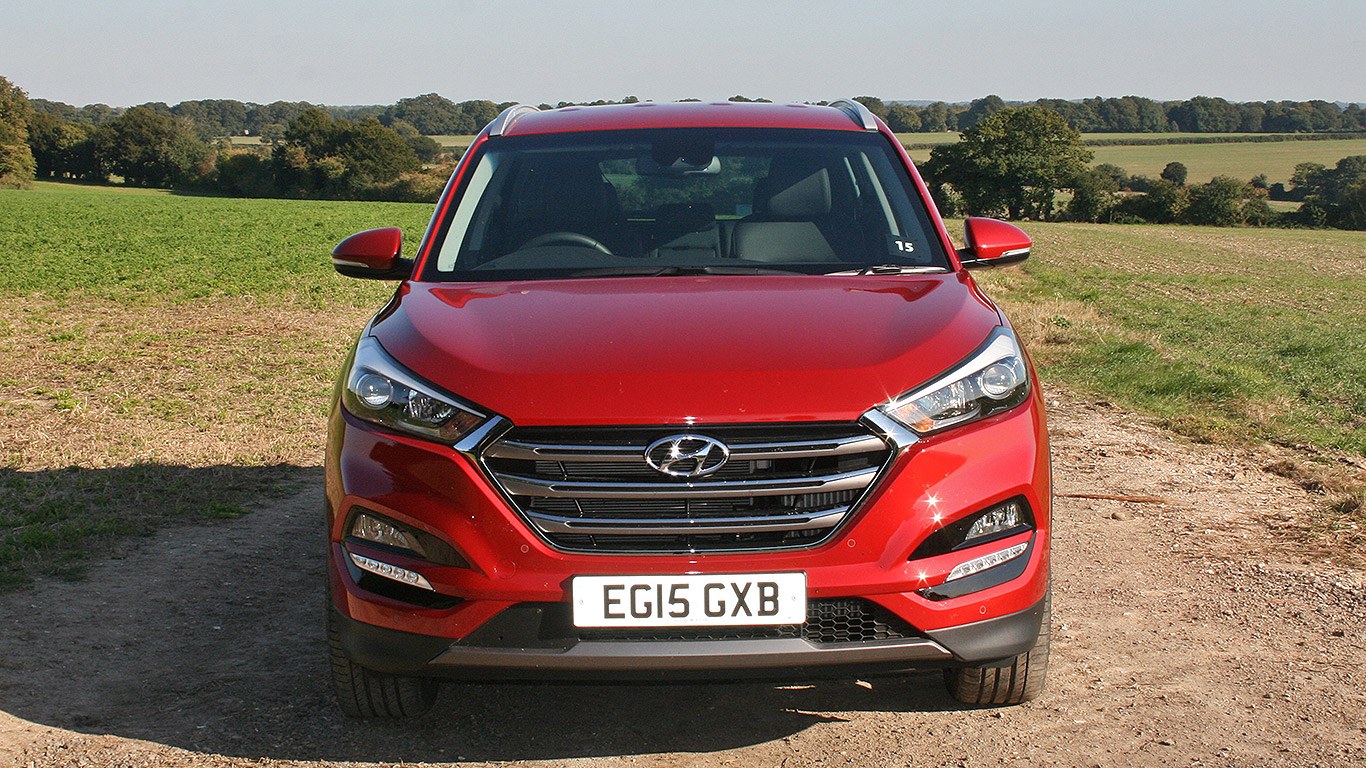 Hyundai Tucson 1.6 T-GDI: which engines does it use?
