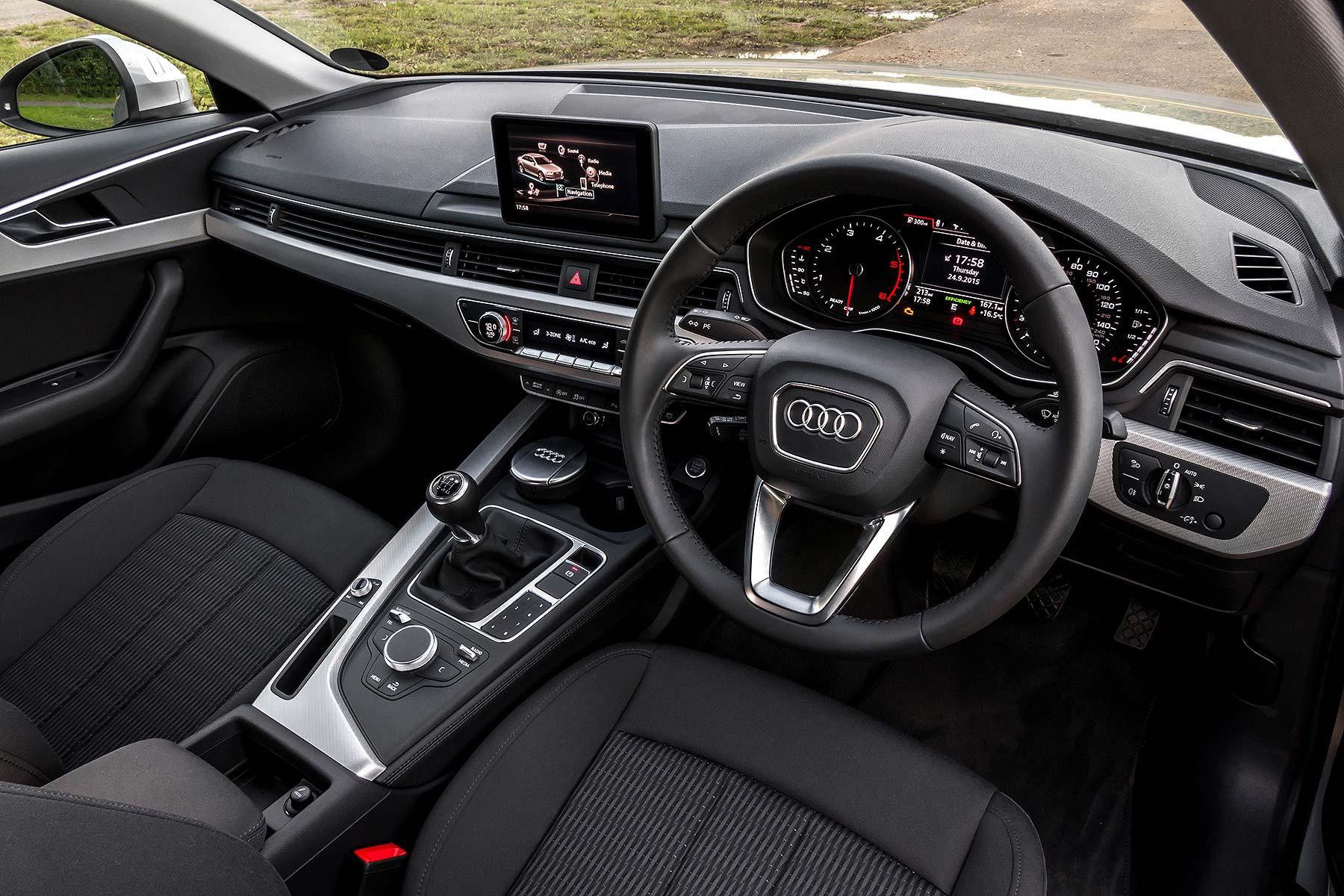 Audi A4 2 0 Tdi 150 Ultra Se Review 2015 First Drive