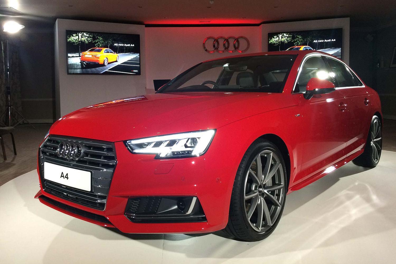 Audi A4 UK