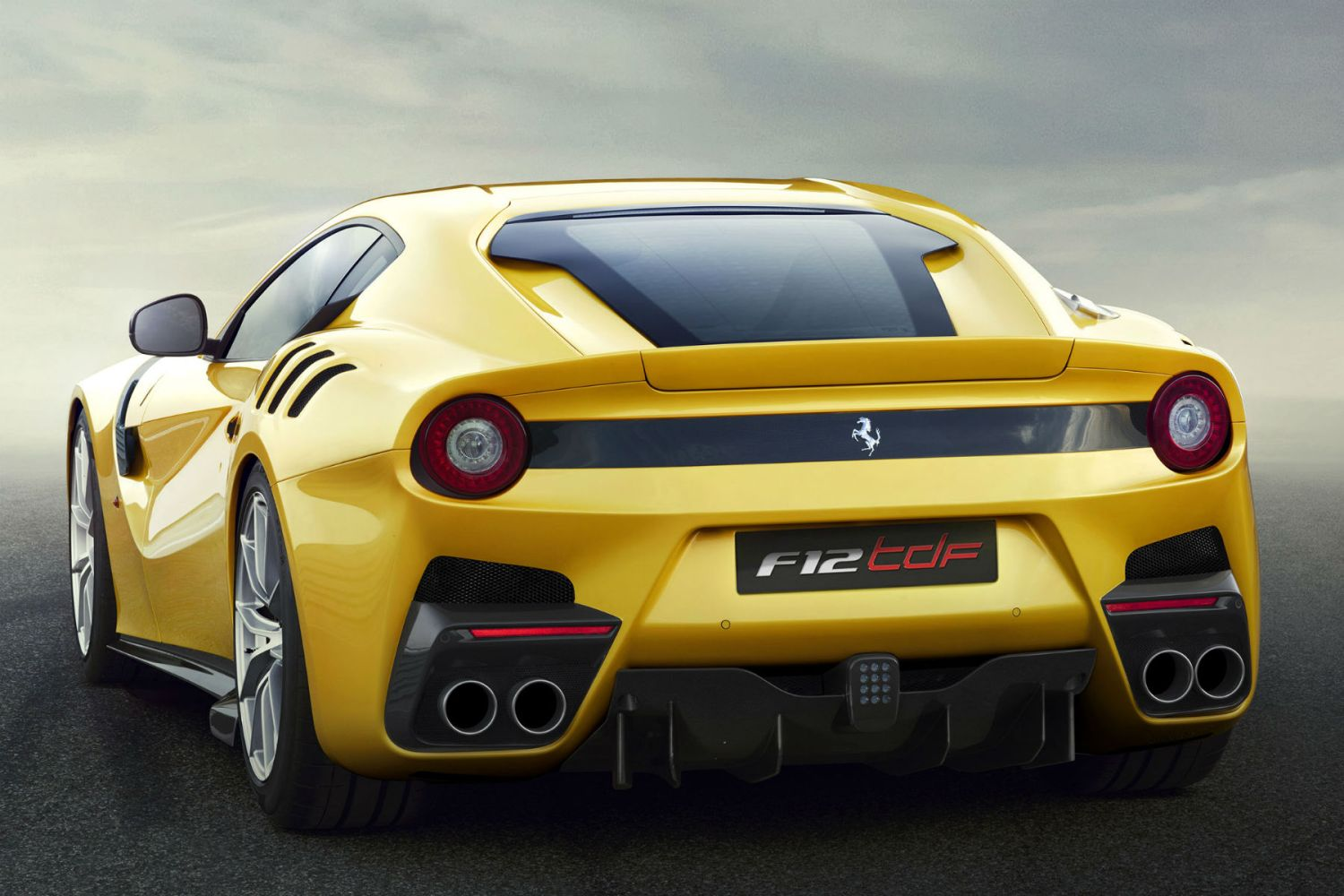 770hp Ferrari F12tdf revealed – it's as fast as a LaFerrari