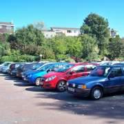 Wilderness car park