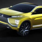 Mitsubishi teases eX concept ahead of Tokyo Motor Show debut