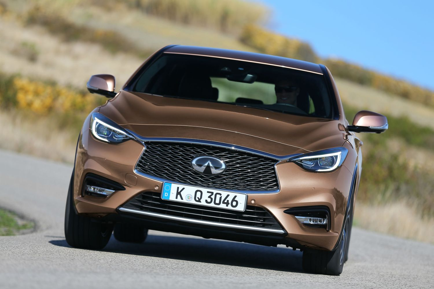 Infiniti Q30 review: Running costs