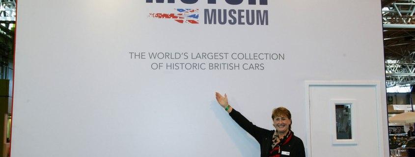 Gaydon Heritage Motor Centre to rebrand as the 'British Motor Museum'