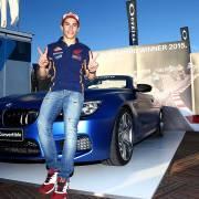 BMW M Award Marc Marquez