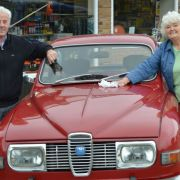 Son accidentally buys Saab sold by his dad 43 years ago
