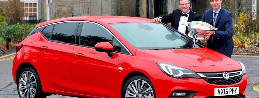 Vauxhall Astra SCOTY 2015