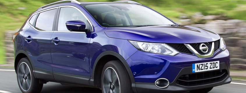 Nissan voted top car customer website in Britain