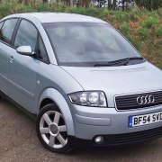 Audi A2: Retro Road Test