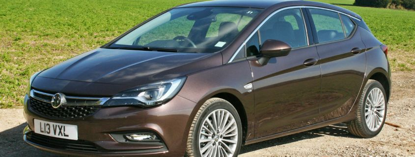Vauxhall Astra: Two-Minute Road Test