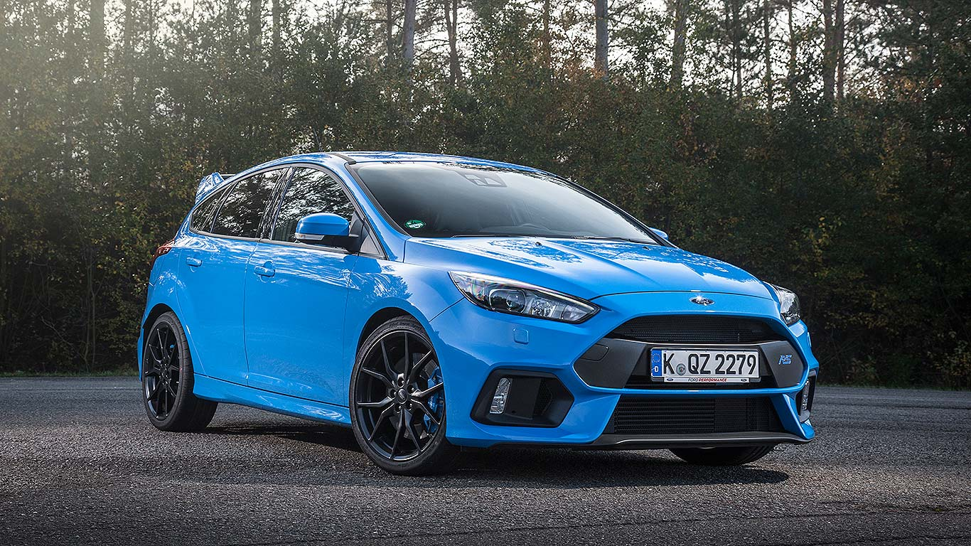 2014 Mk3 Ford Focus RS