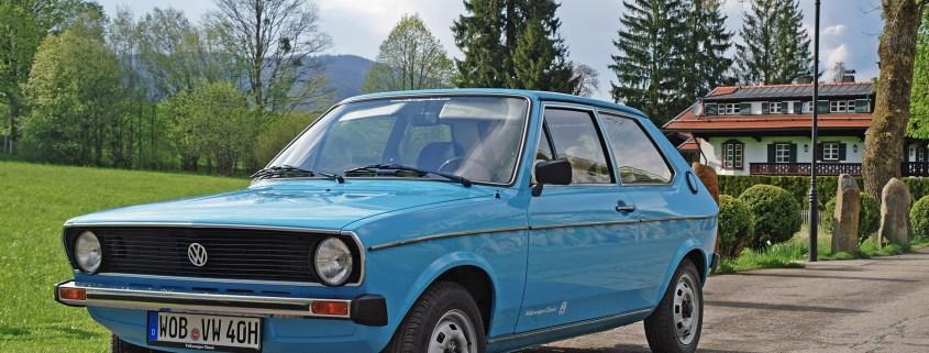 Retro Road Test: 1977 Volkswagen Polo L