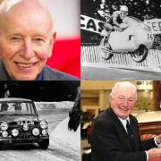 John Surtees and Paddy Hopkirk