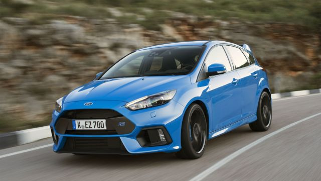Ford Focus RS review: 2016 first drive