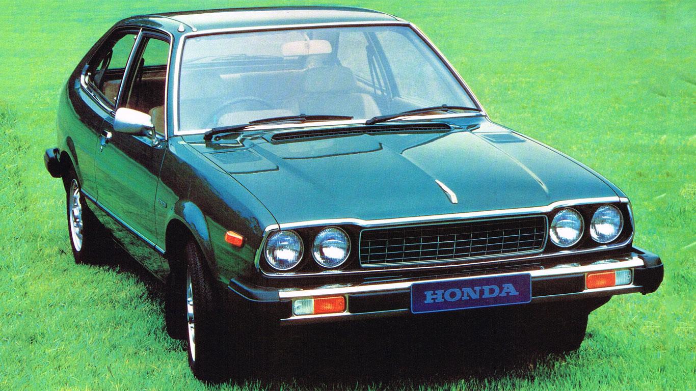 Honda Accord Mk1