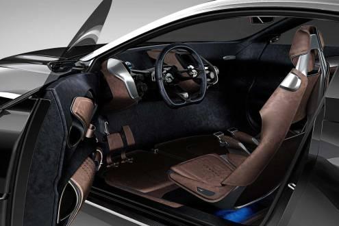Aston Martin DBX crossover concept
