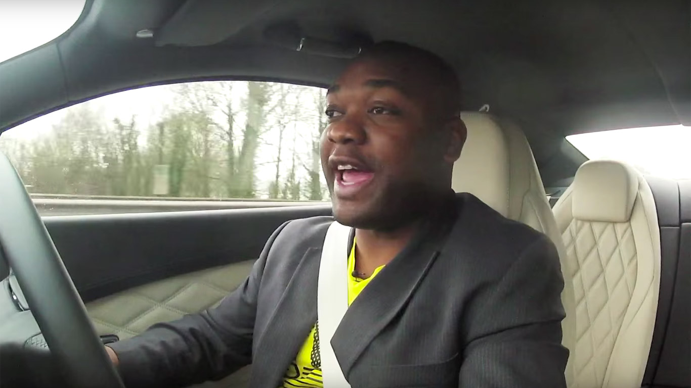 7 times Rory Reid proved himself to be Top Gear material