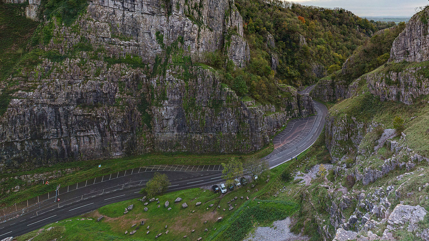 Drifting Cheddar Gorge drivers risk prison sentence   Motoring Research