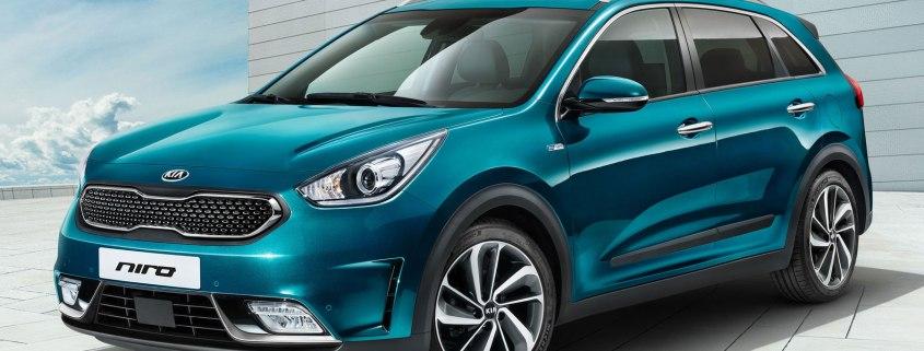 Kia Niro heading to Geneva: the crossover to make hybrids trendy?