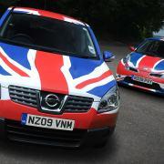 Nissan Union Flag