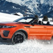 2016 Range Rover Evoque Convertible review: first drive