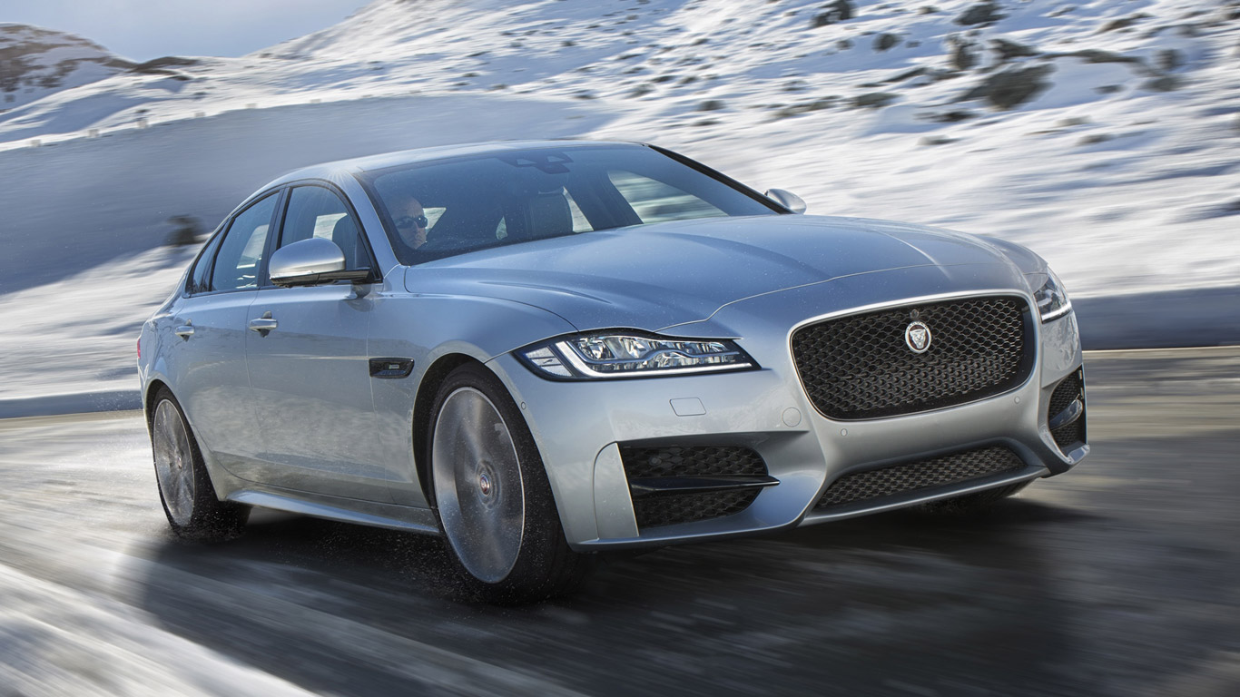 Jaguar XF AWD 2.0d R-Sport: Two-Minute Road Test