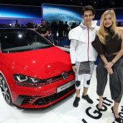 VW at Geneva