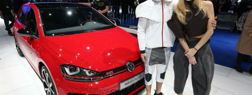 VW at Geneva