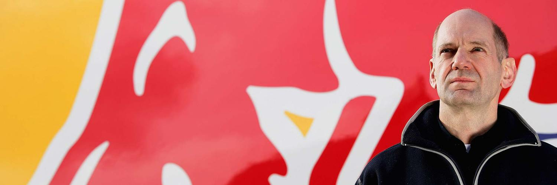 Adrian Newey Red Bull