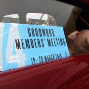 Goodwood 74th Members Meeting