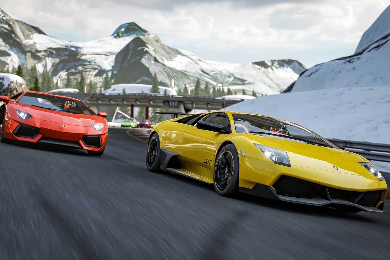 Lamborghini Centenario Is Cover Car Of Next Forza Motorsport