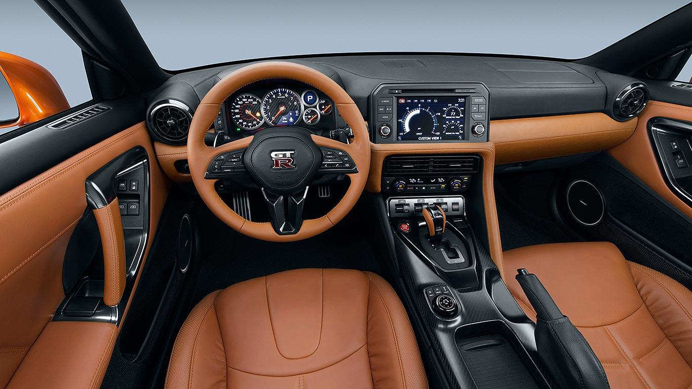 Nissan GT-R 17MY
