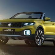 Volkswagen SUV offensive