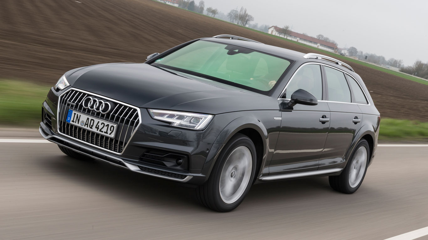 2016 audi a4 allroad review  first drive