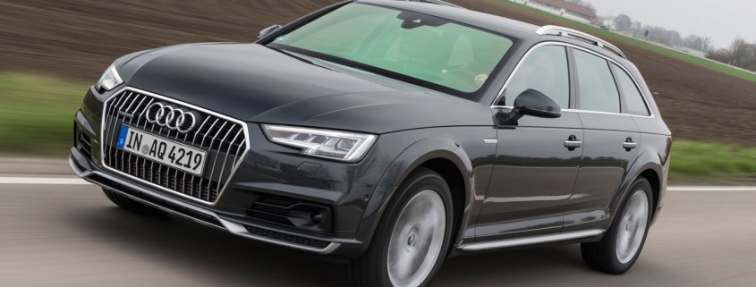 2016 Audi A4 Allroad review: first drive