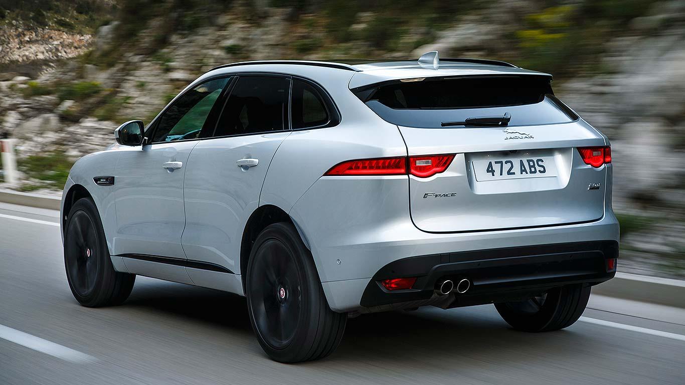 Jaguar F-Pace (2016)