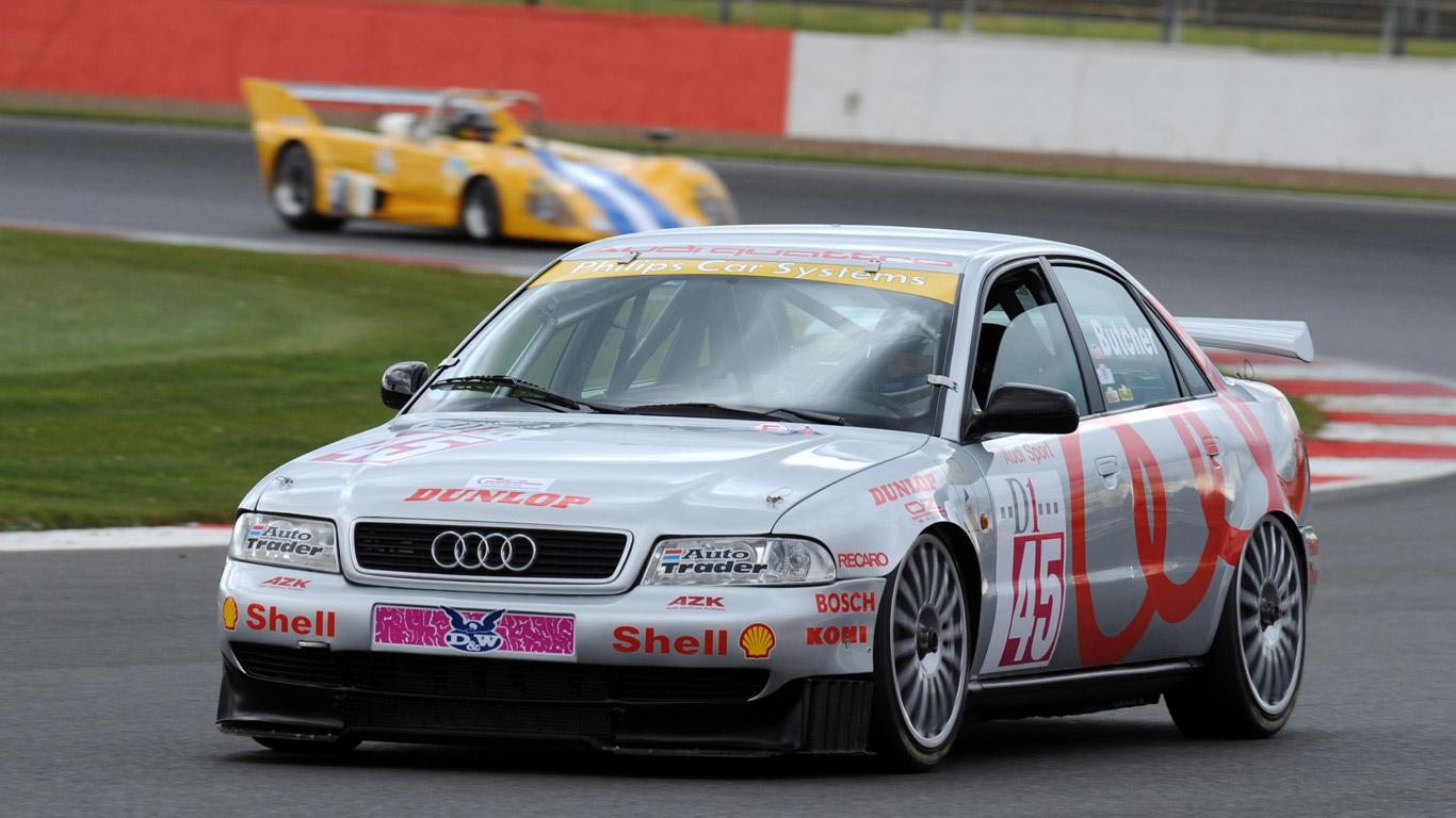 BTCC Audi A4