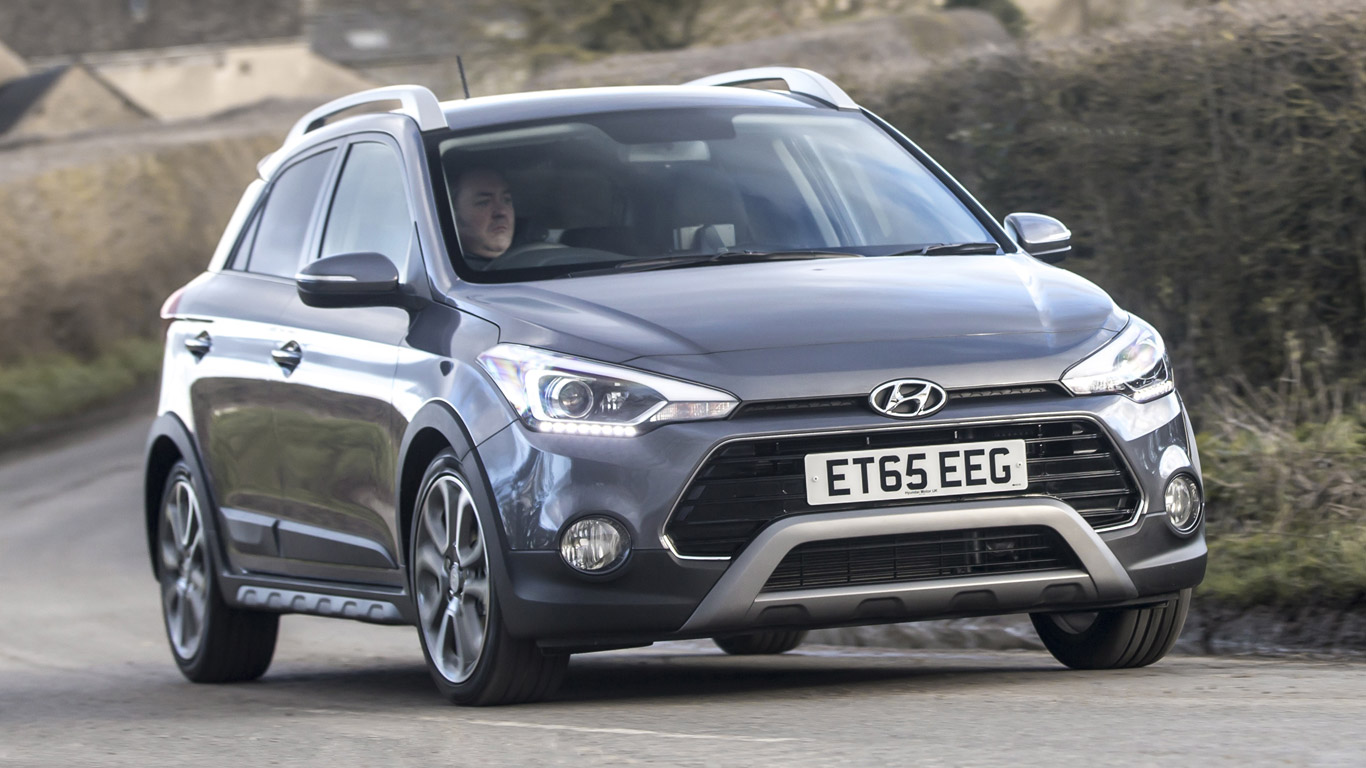 Hyundai i20 Active: Two-Minute Road Test