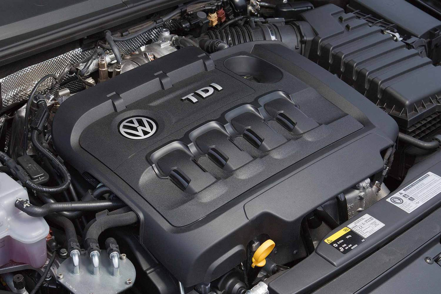 2.0-litre TDI engine