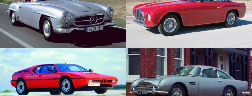 Missed the boat? The classic cars you should have invested in