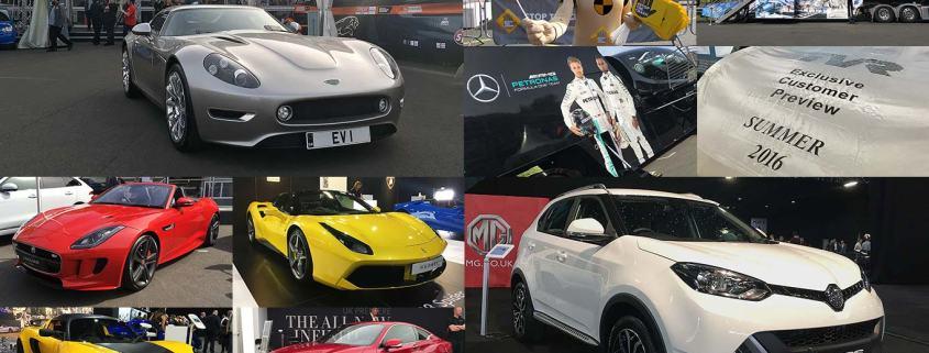 2016 London Motor Show