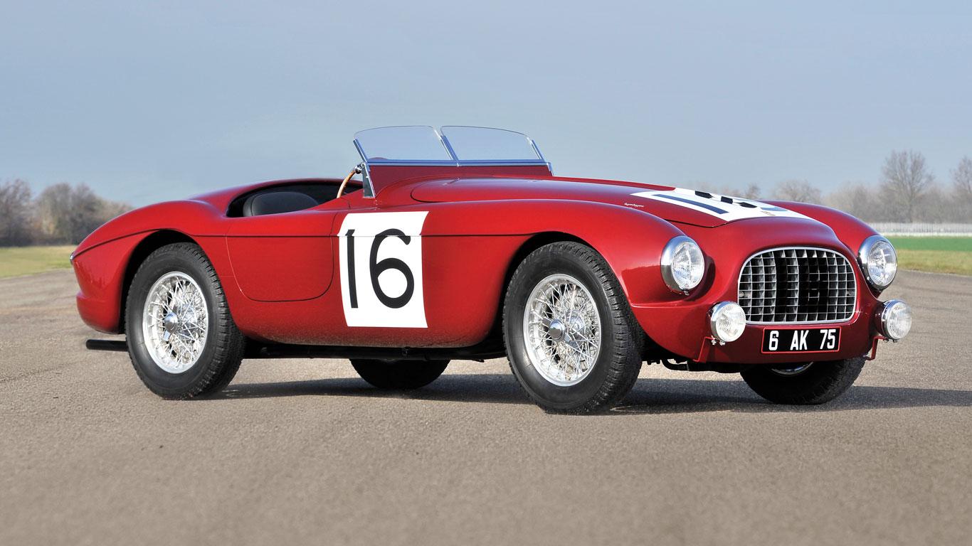 Ferrari 340 America Barchetta: €7,500,000 - €9,000,000 (£6,000,000 - £7,150,000)