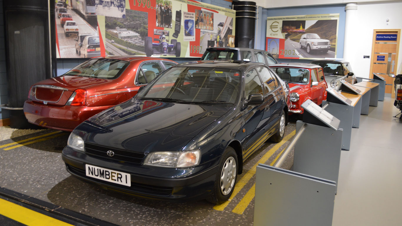 British Motor Museum, Gaydon, UK
